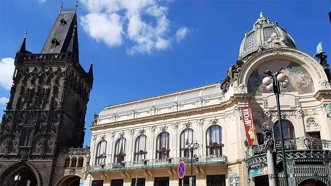 Unveil the Old Town and New Town of Prague