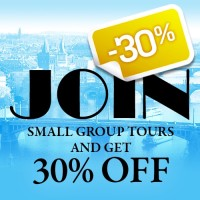 Join Small Group Tours - 30% OFF! (Prague Day Tours)