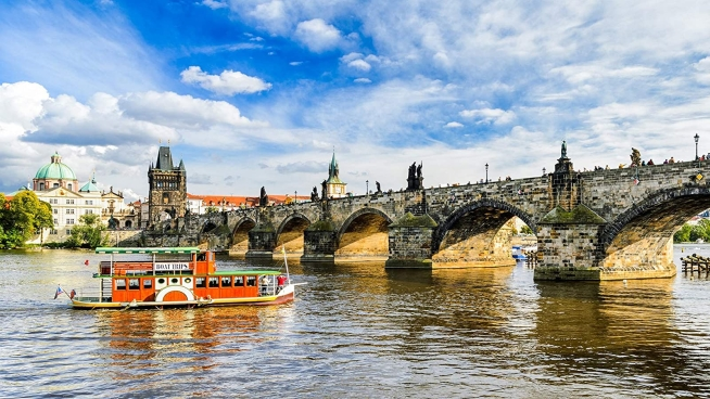 Virtual Prague Tours