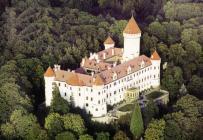voyage prague - Le château de Konopiště