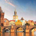 prague tours: Charles Bridge and Prague Castle
