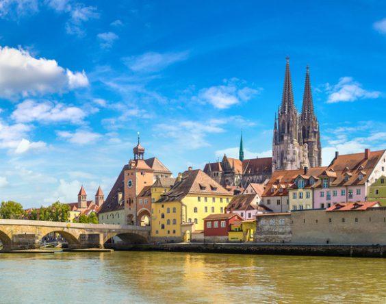 Prague to Regensburg tours