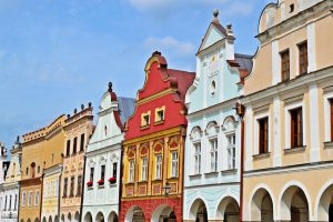 Telc, UNESCO site in the Czech Republic