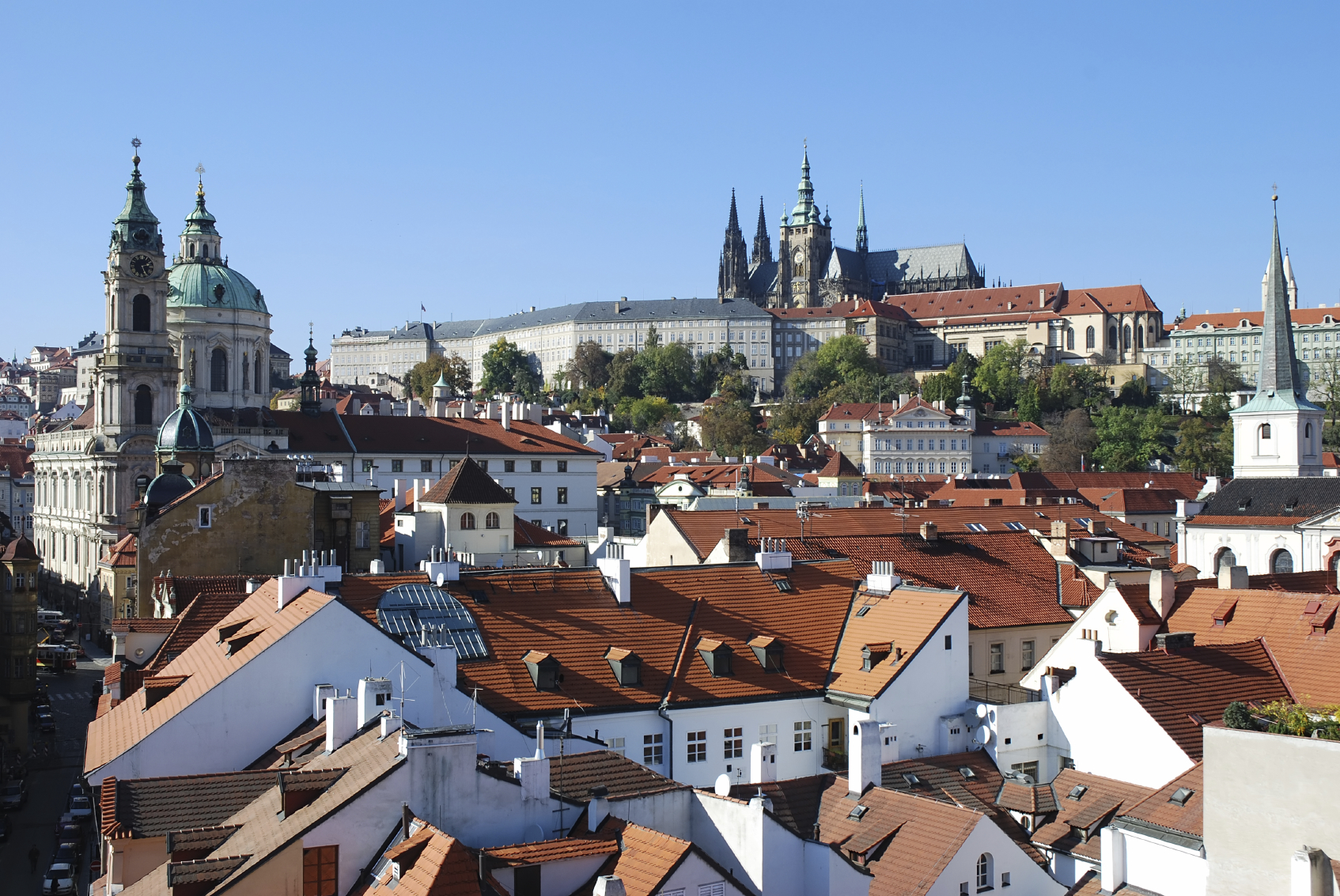 Prague Castle History Early History of Prague Castle