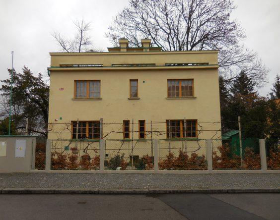 Rothmayer Villa in Prague