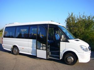 MB SPRINTER, 20 seats + 1