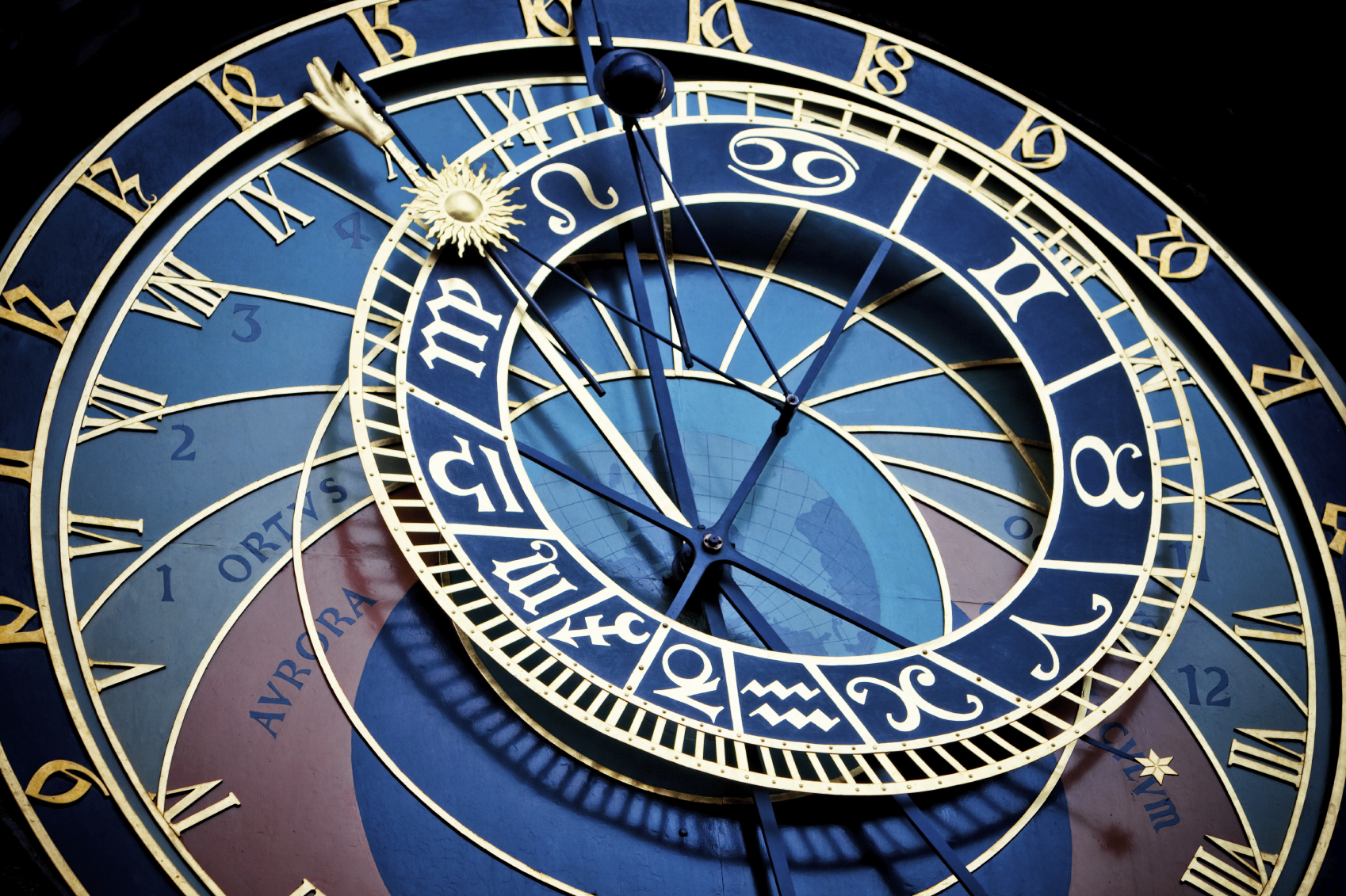 The Prague Astronomical Clock Hd Wallpapers | Wallpapers Box