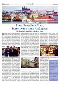 Austrian Newspapers Badener Zeitung