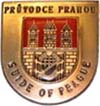 Official Prague Guide Badge