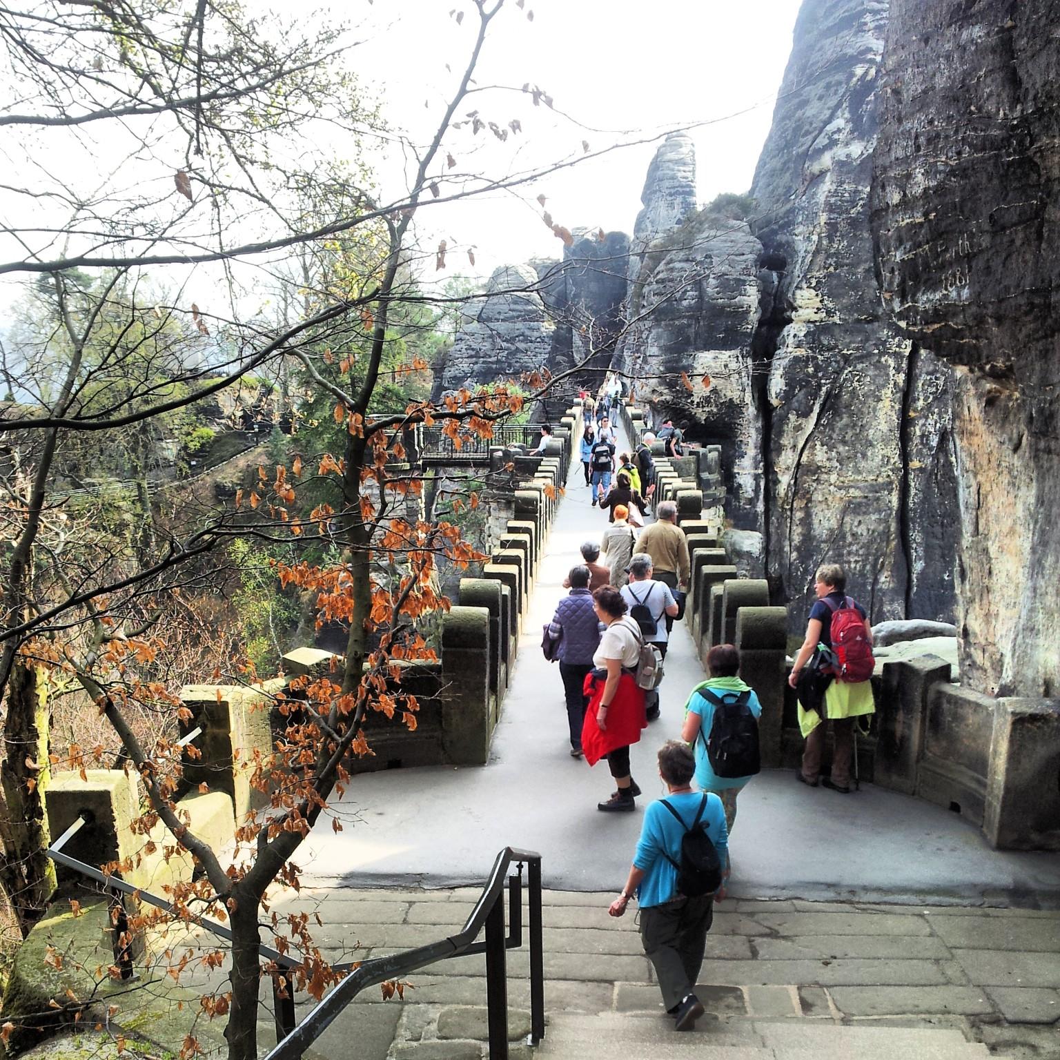 Hiking in the Czech – Saxon Switzerland