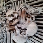 Bone Church in Kutna Hora