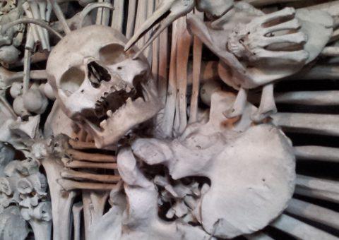 Bone Church in Kutna Hora