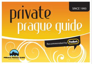 PRIVATE PRAGUE GUIDE SIGN