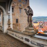 vienna to prague via cesky krumlov: explore the Cesky Krumlov castle