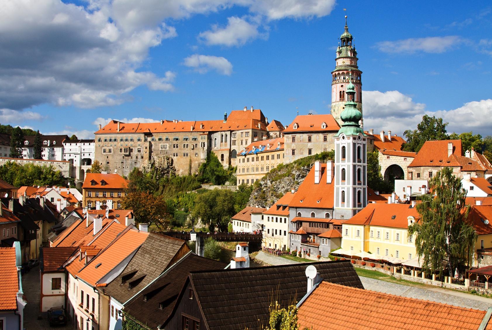 Prague Old Car Tour