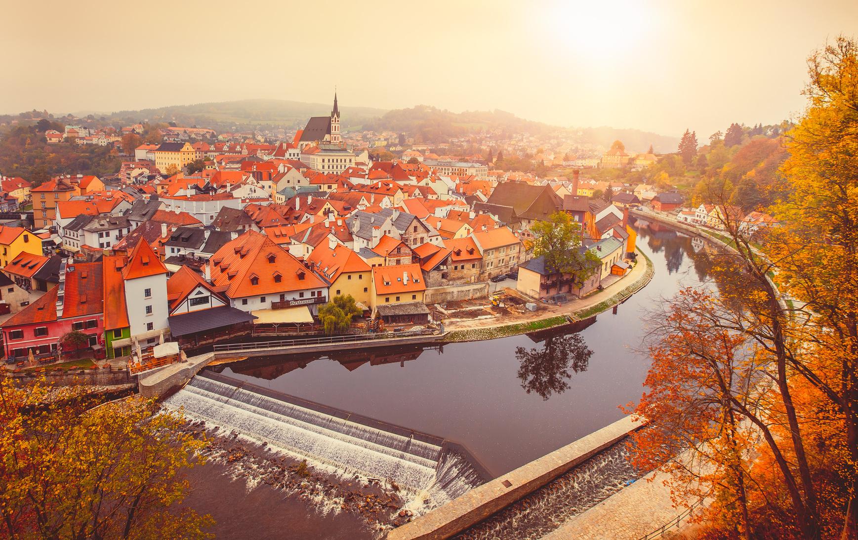 Best Hotel Location In Prague
