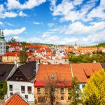Old Town and Castle in Cesky Krumlov
