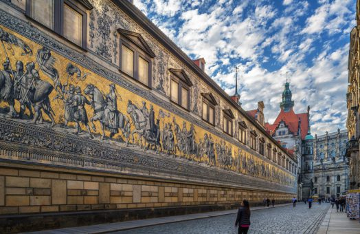 Procession of Kings, Dresden Tours from Prague
