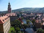 voyage prague - Ville de Český Krumlov