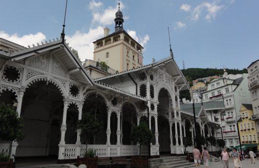 Karlovy Vary tours from Prague