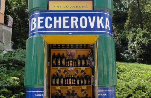 Karlovy Vary tours from Prague: Becherovka
