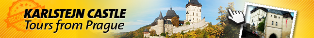 Karlstejn Castle Tours from Prague