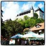 After touring the Karlstejn Castle you can enjoy a typical lunch in the Karlstejn village under the castle