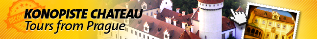 Konopiste Chateau Tours from Prague