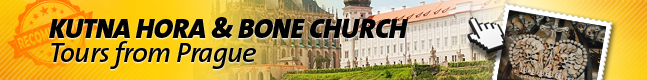 Kutna Hora & Bone Church Tours from Prague