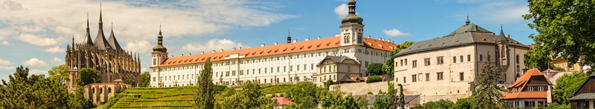 Bone Church & Cesky Krumlov Tours from Prague
