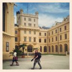 Guided tours of the Lednice Chateau