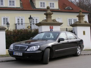 Limo - MERCEDES S Class