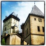 Explore the Karlstejn Castle near Prague