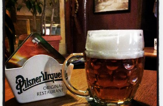 Join our beer tour in Prague and taste the Pilsner Urquell Beer which was the very 1st pilsner beer invented in Pilsen in 1842