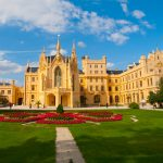 Budapest to Prague, Prague to Budapest transfers via Bratislava and Lednice/Valtice Chateau