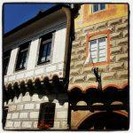 Renaissance Houses in Cesky Krumlov