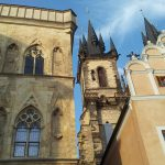 prague tours: old town square