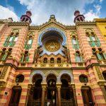 prague tours: synagogue