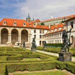 prague tours: wallenstein garden