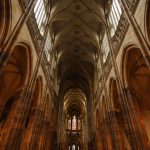prague tours: st.vitus cathedral at the prague castle