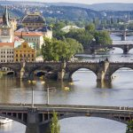 prague tours: bridges in prague