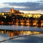 Private luxury river cruise in Prague