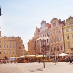 prague tours: old town square