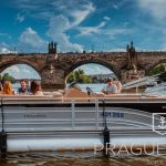 Private luxury boat trip in Prague