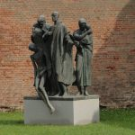 Terezin Concentration Camp - Monument