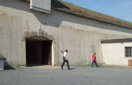 Terezin Concentration Camp - Small Fortress