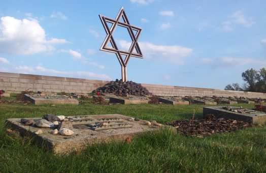 National Cemetery at the Terezin Concentration Camp, Small Fortress