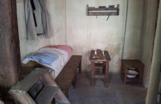 Room in the Terezin Ghetto, Big Fortress