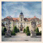 Visit the biggest wine cellars in the Czech Republic at the Valtice Chateau