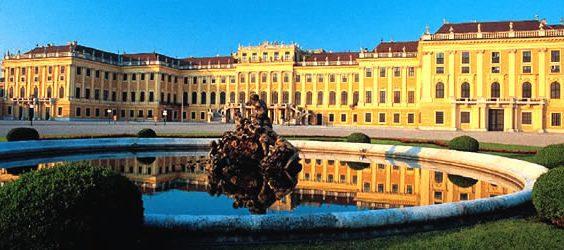 Schoenbrunn in Vienna